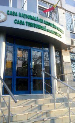 3.Casa Naţională de Asigurări Sociale