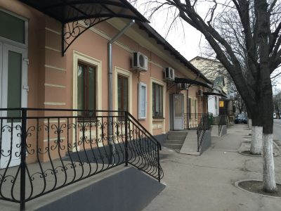 Direcţia Generală de Asistenţă Socială din municipiul Chişinău